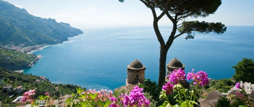 Positano, Ravello and Amalfi coast