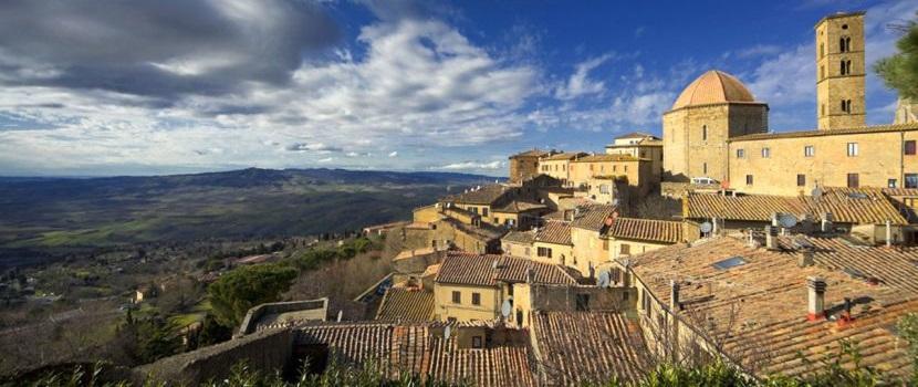Chianti and Volterra