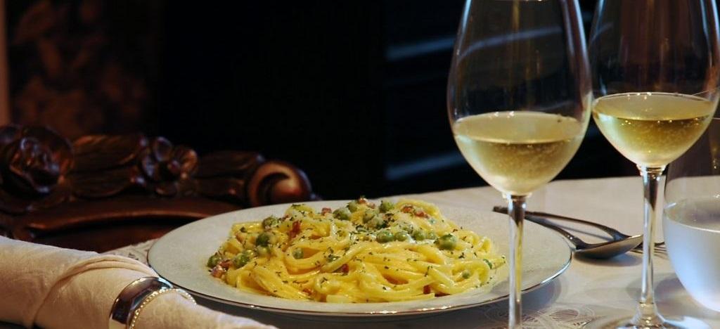 Food, wine and Rome