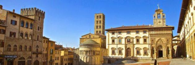 Medieval Tuscany: Arezzo and Cortona