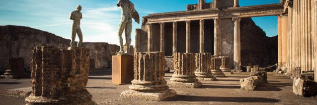 Pompeii & Naples